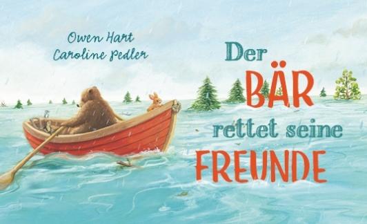 Der Bär rettet seine Freunde