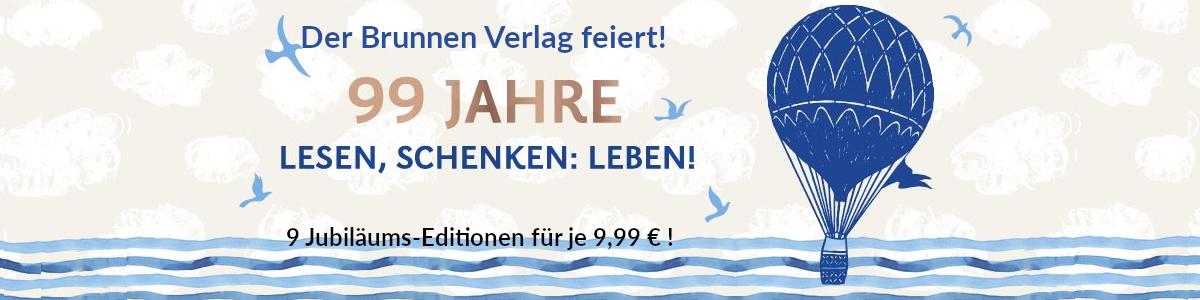 99 Jahre Brunnen Verlag