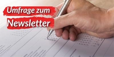 Newsletter-Umfrage